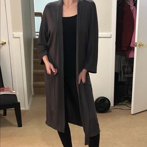 ⭐️Aritzia Wilfred blue/grey duster❤️Gorgeous ⭐️